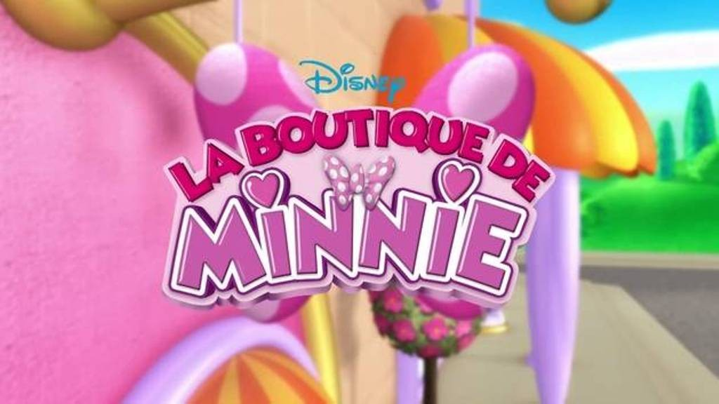 la boutique de Minnie