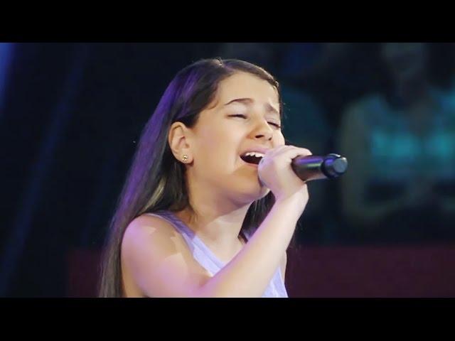 The Voice Kids : نور قمر ، عبد الرحيم الحلبي وجوان جبور