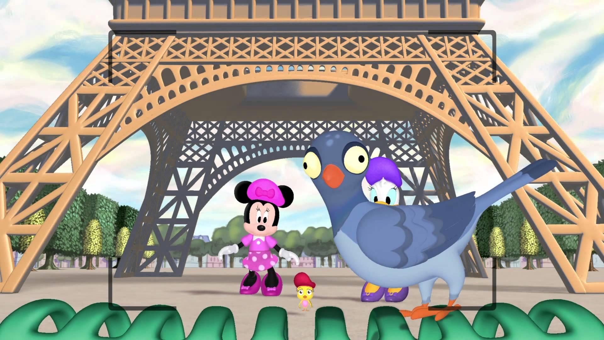 La boutique de minnie minnie et daisy paris episode complet youpi - La petite boutique de minnie ...
