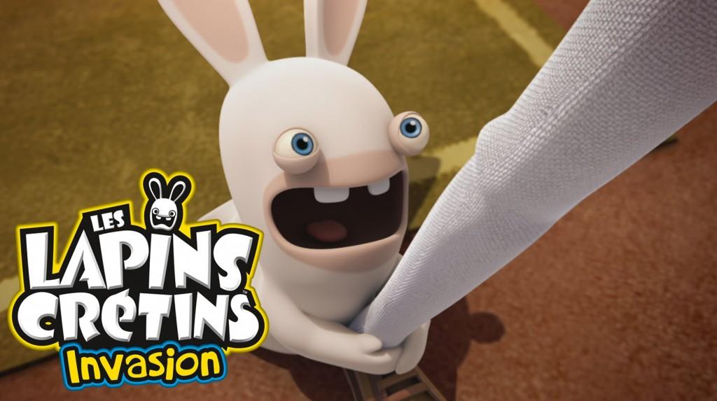 Tous les épisodes gratuits de Les Lapins Crétins Invasion