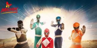 Power Rangers dernier episode fin