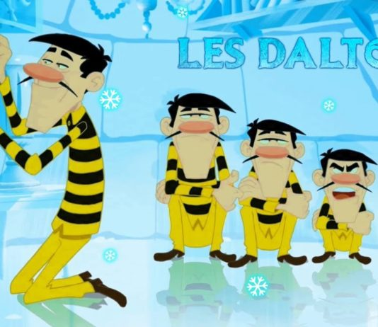 Les Dalton Dessin Anime